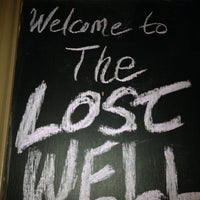 Photo taken at The Lost Well by Jim B. on 9/25/2013