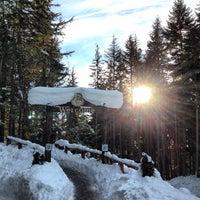 รูปภาพถ่ายที่ Scandinave Spa Whistler โดย Justin Y. เมื่อ 1/17/2013