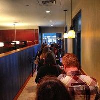 Photo taken at Starbucks by Justin Y. on 3/9/2013