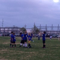 Photo taken at Fair Acres Sports Complex by Greg A. on 10/23/2012
