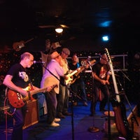 Photo taken at Dan Electro's Guitar Bar by Bonnie K. on 10/13/2013