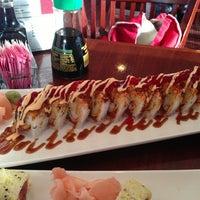 Photo taken at Sake Cafe by James G. on 7/27/2013