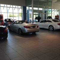 Photo Taken At Mercedes Benz Of Plano By Patricia M. On 4/25