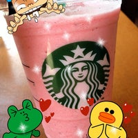 Photo taken at Starbucks by tharathon r. on 5/19/2014