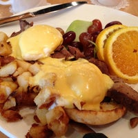 Photo taken at Yolk by Michael V. on 11/2/2012