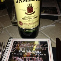 Photo taken at Panini's Trattoria, Italian Grill by Michael V. on 9/30/2012
