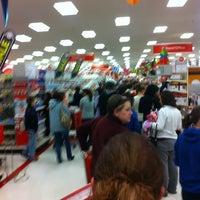 Photo taken at Target by Eric W. on 11/23/2012