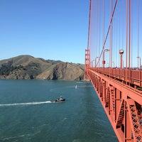 Foto scattata a Golden Gate Overlook da Eula H. il 2/17/2013