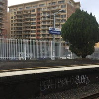 Photo taken at Homebush Station by Duck W. on 6/10/2017