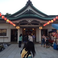 Photo taken at 諏訪神社 by uganda on 9/27/2013