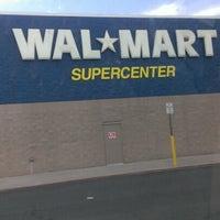 Photo taken at Walmart Supercenter by Brandon S. on 2/3/2013
