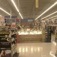 Photo taken at Walmart Supercenter by Brandon S. on 11/23/2012
