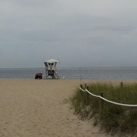 Photo taken at Lifeguard Station #6 by Jamie on 6/3/2013