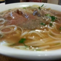 Photo taken at Pho Hong by Datis M. on 11/23/2012
