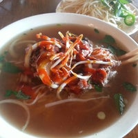 Photo taken at Pho Hong by Datis M. on 11/1/2012