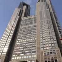Foto tirada no(a) Tokyo Metropolitan Government Building por さゆ em 3/17/2013