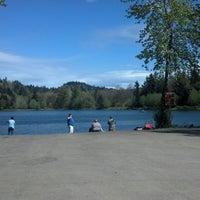 kress lake. photo taken at kress lake by sarah l. on 4/23/2013