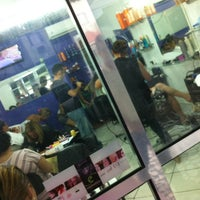 Photo taken at Hair Style Anderson de Lima by Regivaldo A. on 1/19/2013
