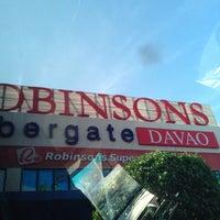 Photo taken at Robinsons Cybergate by John Christian P. on 5/24/2016