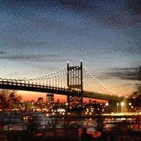 Photo taken at Astoria Park by Robertstrvltips on 3/14/2013