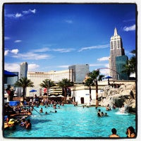 Photo taken at Drenched Pool by Robertstrvltips on 9/1/2013