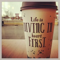 Photo taken at Caribou Coffee by Jessica K. on 5/26/2013