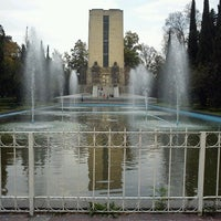 Photo taken at Monumento al General Alvaro Obregón by Vincent F. on 11/30/2012