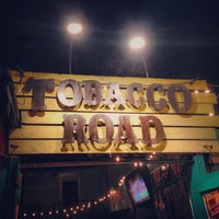 Photo taken at Tobacco Road by Juan D. on 10/25/2013