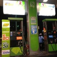 Photo taken at Bangchak Gas Station บางขุนเทียน-ชายทะเล by ✨Nu nok✨ on 6/13/2013