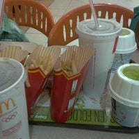 Photo taken at McDonald's by Fahmie A. on 1/13/2013