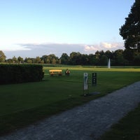 Photo taken at Oldenburgischer Golfclub e.V. by Björn N. on 4/18/2013