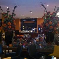 Photo taken at Van der Valk Hotel Vianen by Alfred G. on 11/20/2012