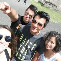 Foto tomada en Piramide del Sol por Armando P. el 9/27/2014