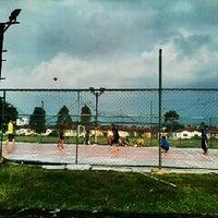 Photo taken at Futsal Coart Blok 16 by Sadlee N. on 1/27/2013