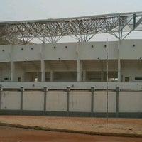 Photo taken at Tamale Stadium by Amankwa M. on 1/17/2013