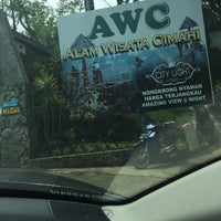 Photo taken at Alam Wisata Cimahi (AWC) by Ganthoer on 2/18/2017