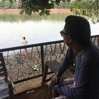 Photo taken at Kampung Betawi Si Pitung Setu Babakan by Iwan S. on 7/4/2017