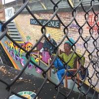 Photo taken at Graffiti Hall Of Fame by Tatyana V. on 10/14/2017