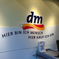 Das Foto wurde bei dm-drogerie markt von Oliver B. am 12/29/2012 aufgenommen