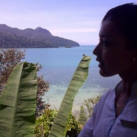 Photo taken at V Botanical Spa, The Andaman by Noor Hani N. on 11/20/2012