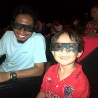 Photo taken at 4D Theatre by GeDeT R. on 11/3/2013
