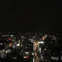 Photo taken at 高崎市役所 21F 展望室 by なやばし (. on 10/20/2017