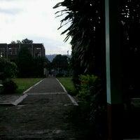 Photo taken at SMA Negeri 4 Magelang by Intan D. on 2/15/2013