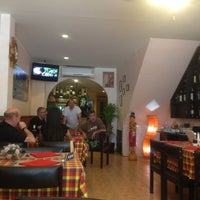 Photo taken at The Place - Israeli Restaurant by Евгений Ж. on 1/7/2013