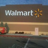 Photo taken at Walmart Supercenter by Ann S. on 12/7/2012