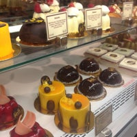 Photo taken at Vanille Patisserie by Lisa A. on 4/19/2013