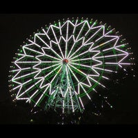 Photo taken at Diamond and Flower Ferris Wheel by balijin on 9/24/2012