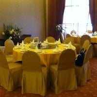 Photo taken at Angke Restaurant & Function Hall by Kevin E. on 4/28/2013