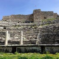 4/2/2013 tarihinde ttocS e.ziyaretçi tarafından Milet'de çekilen fotoğraf