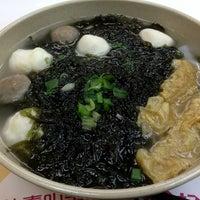 Photo taken at Nam Kee 南記粉麵 by Scott Y. on 10/17/2013